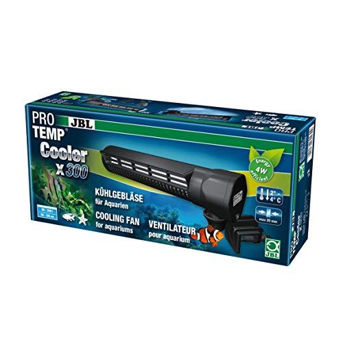 JBL PROTEMP Cooler x300, Kühlgebläse, Für Aquarien von 90 - 300 l, Süß- und Meerwasser