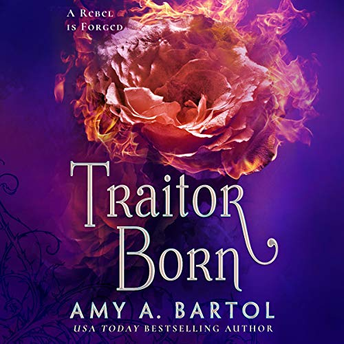 Couverture de Traitor Born