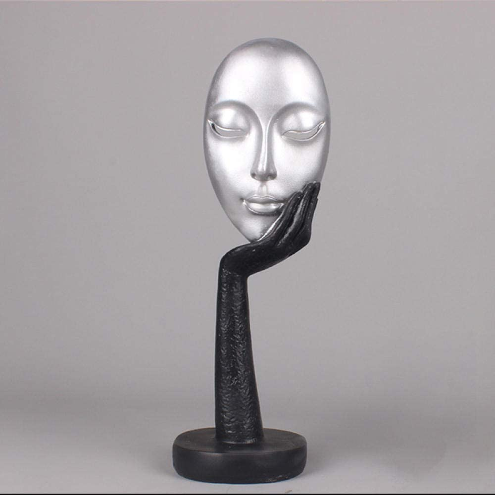 Raleigh Mall XDFGV Decorative Collectibles Sculptures for Sculpt Home Thinker Max 81% OFF