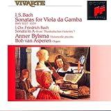 3 Gambensonaten / Sonate A-Dur - nner Bylsma