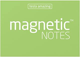 Tesla Amazing® Magnetic Notes - Pastel - Mint (70 x 50mm) (Pack of 100)