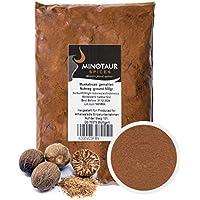 Minotaur Spices Nuez moscada en Polvo   x 2 500 g (1 kg)   Polvo de Nuez moscada