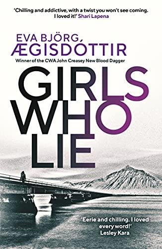 Girls Who Lie (Forbidden Iceland Book 2) (English Edition)