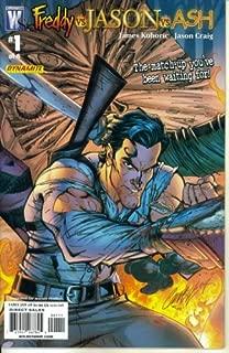 Freddy Vs. Jason Vs. Ash #1 (Wildstorm - DC Comics)