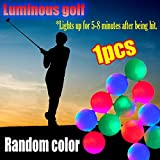 Pelota De Golf Luminosa del