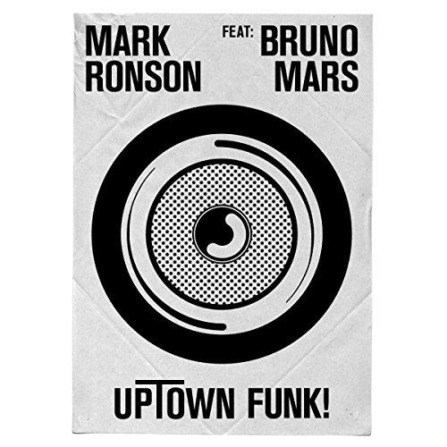 Uptown Funk Single, Import