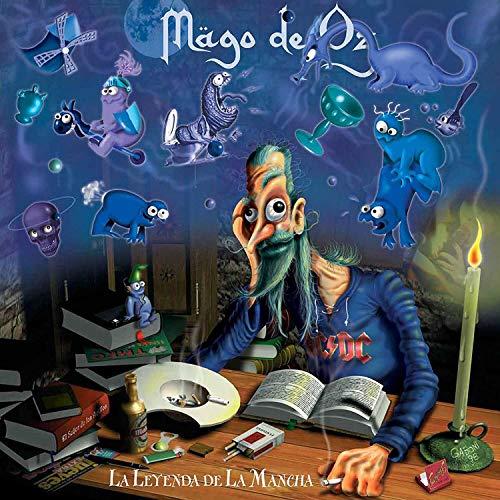 Mago De Oz - La Leyenda De La Mancha (2LP+CD) [Vinilo]