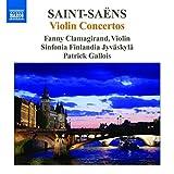Saint-Saens: Violin Concertos 1-3