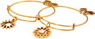 Women's You are My Heart Two-Tone Bracelet Set of 2