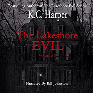 The Lakeshore Evil audiobook cover art