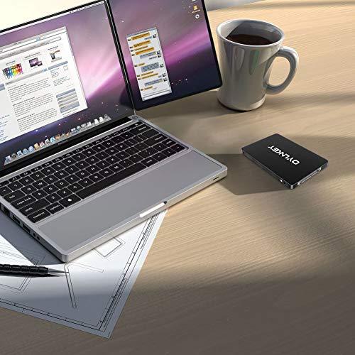 OYUNKEY 3D NAND SSD 2.5 Pulgadas SATA III Disco Duro sólido ...
