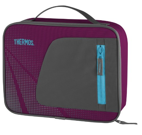 THERMOS 148890 Radiance Standard Lunch KIT Pink, Tissu, Turquoise