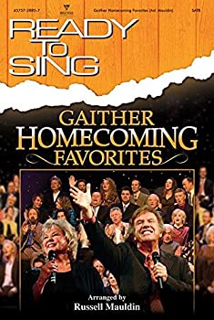 Paperback Ready to Sing - Gaither Homecoming Favorites Book