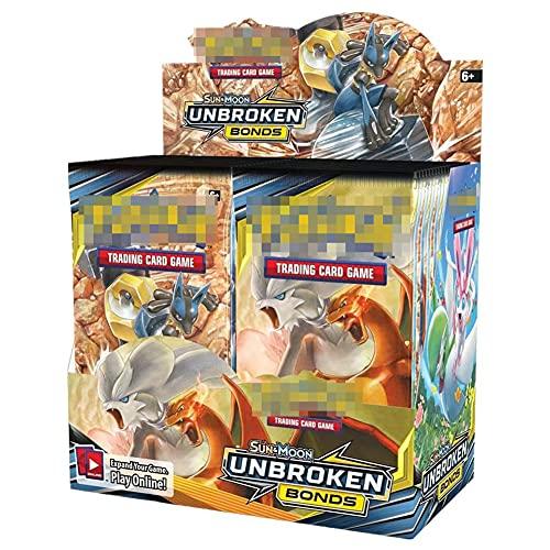 Juego de mesa Booster Card Pack Juego de cambio de cartas Breakthrough Card Box Trainer's Toolkit Box Collection Tarjeta de juego de mesa multijugador Para la colección de cumpleaños Reunión familiar