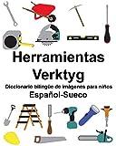 Espa├▒ol-Sueco Herramientas/Verktyg Diccionario biling├╝e de im├бgenes para ni├▒os