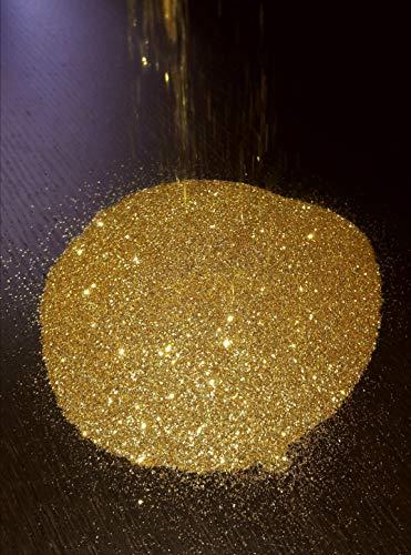 100g Premium-Glitter Gold Zusatz Wandfarbe Deckenfarbe Glitzer