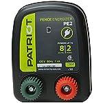 Patriot PE2 Electric Fence Energizer