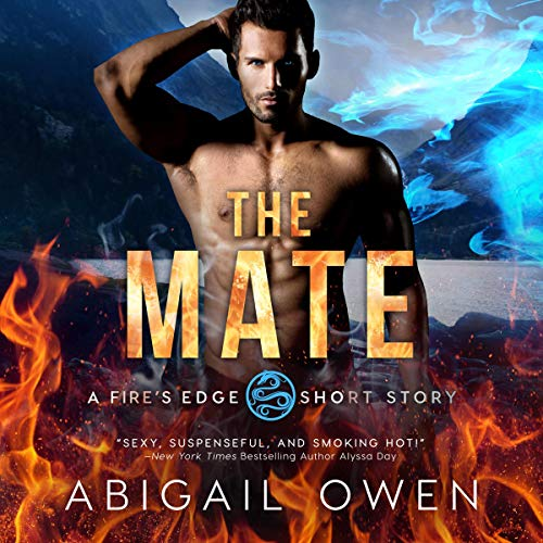 The Mate audiobook cover art