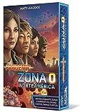Z-man Games España- Pademic Zona 0 - Norteamérica, Color (ZMG7141ES)