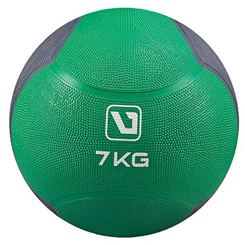 Balones medicinales Pelota De Entrenamiento para Adultos Fitness, Fuerza De Núcleo para El Hogar Formación De Gravedad De La Goma De Goma Sólida Bola, Adecuada para El Entrenamiento Muscular