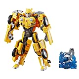 Transformers: Bumblebee Movie Toys, Energon Igniters Nitro Bumblebee Action Figure - Included Core Powers Driving Action - Toys for Kids 6 & Up, 7'