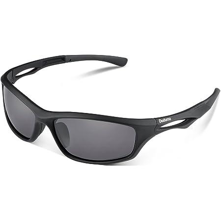 Duduma Polarised Sports Mens Sunglasses for Ski Driving Golf Running Cycling Tr90 Superlight Frame Design for Mens and Womens