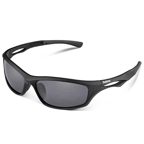 8a48024ed4 Duduma Polarised Sports Mens Sunglasses for Ski Driving Golf Running  Cycling Tr90 Superlight Frame Design for