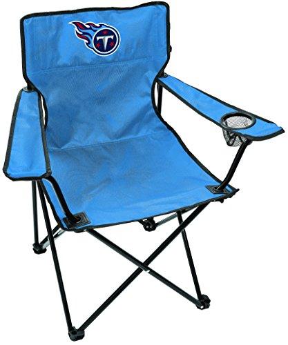 Rawlings NFL Gameday Elite Klappstuhl, leicht, mit Tragetasche (alle Team-Optionen), Unisex, LP0055, blau, Adult