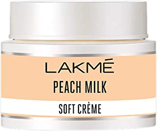 Lakmé Peach Milk Soft Cream, 25g - Pack of 3