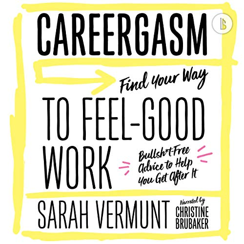 Careergasm (BookTrack Edition) copertina