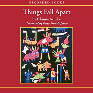 Things Fall Apart cover art