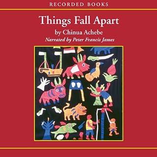 Things Fall Apart cover art