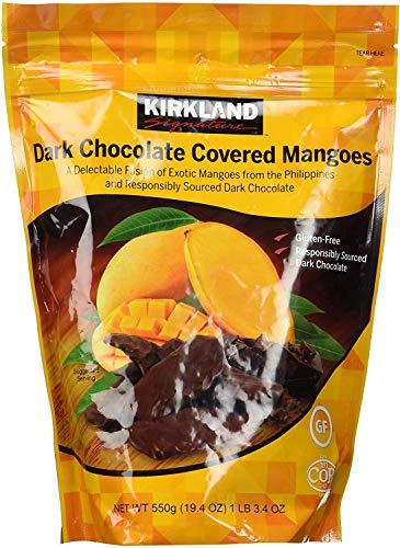 Kirkland Signature Dark Chocolate Covered Mangoes, 19.4 Oz from 2nd2N, Inc.