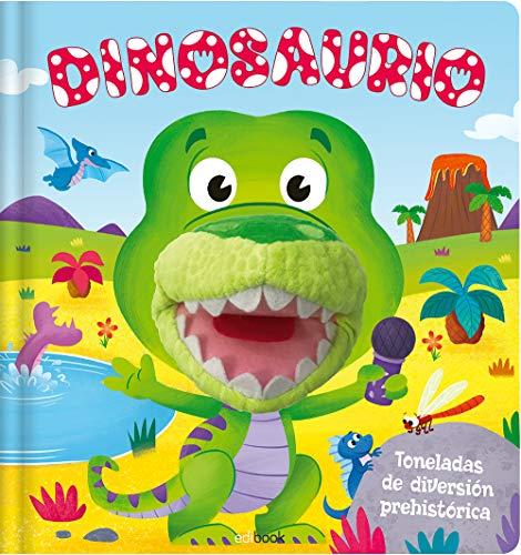 Libro Marioneta Dinosaurio