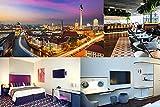 Reiseschein - 3 días de viaje por la ciudad por dos en Berlín en Mercure Hotel MOA Berlín – Vale de hotel cupón de viaje corto vacaciones regalo