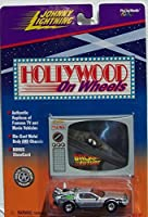 Johnny Lightning Hollywood on Wheels Back to the Future Time Machine