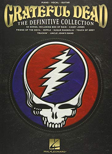 Grateful Dead - The Definitive Collection - Piano, Vocal and Guitar Chords (PIANO, VOIX, GU)