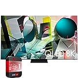 SAMSUNG QN65Q900TSFXZA 65 inch Q900TS QLED 8K UHD HDR Smart TV 2020 Bundle with Support Extension