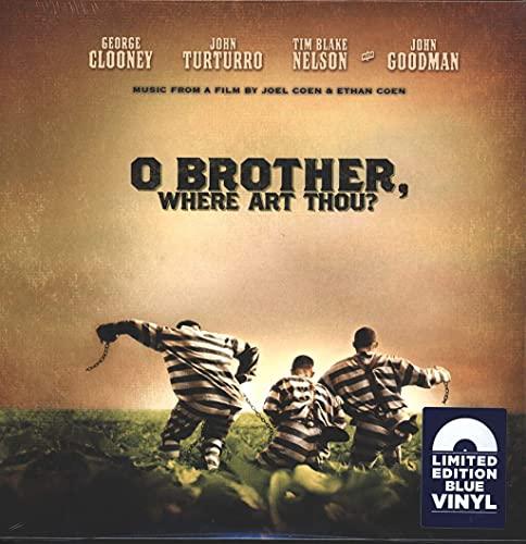 O Brother, Where Art Thou? Sampler (Verschiedene Interpreten)