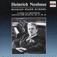 Beethoven: Piano Sonatas 14/17