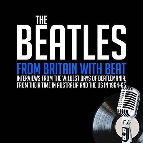 From Britain with Beat audiobook cover art