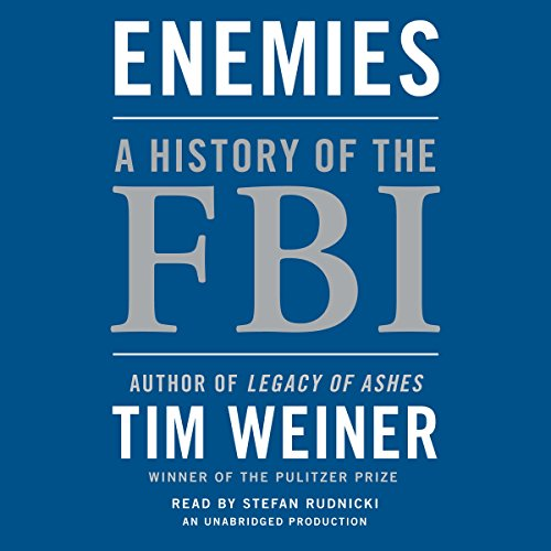 Enemies: A History of the FBI Titelbild