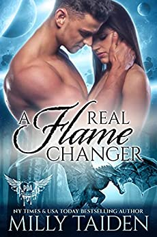 A Real Flame Changer (Paranormal Dating Agency Book 33