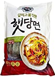 CJ Beksul Fideos coreanos Dang Myun de vidrio fideos de patata dulce, sabor casero () (1 kg (2.2 lb) x 1 paquete)