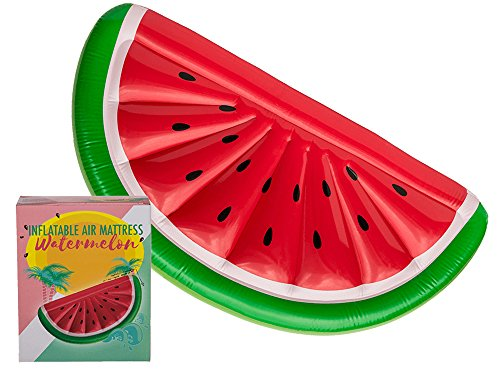MIK funshopping Luftmatratze Watermelon 180 x 90 cm