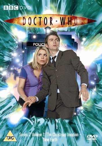 Doctor Who - Series 2 - Vol. 1
