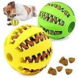 LISAPRO Pelotas Grandes de Goma para Mascotas, duraderas, funcionales para Limpieza y...