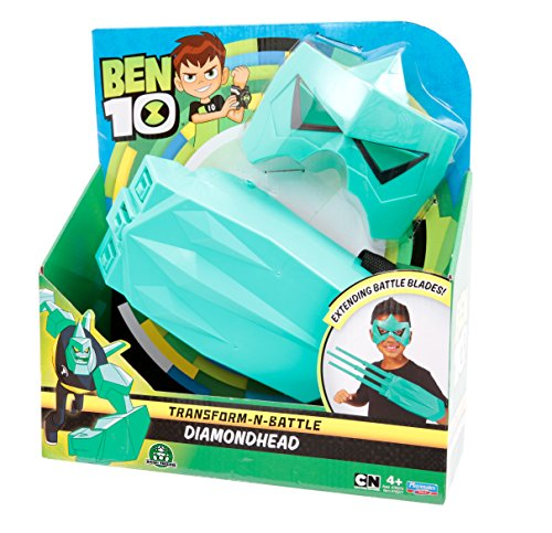 Ben 10 papel jugar – Diamond Head , color/modelo surtido