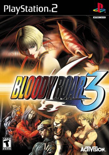 Bloody Roar 3 (PS2)