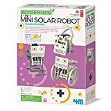 4M 3-in-1 ECO Engineering Mini Solar Roboter Spielzeug -